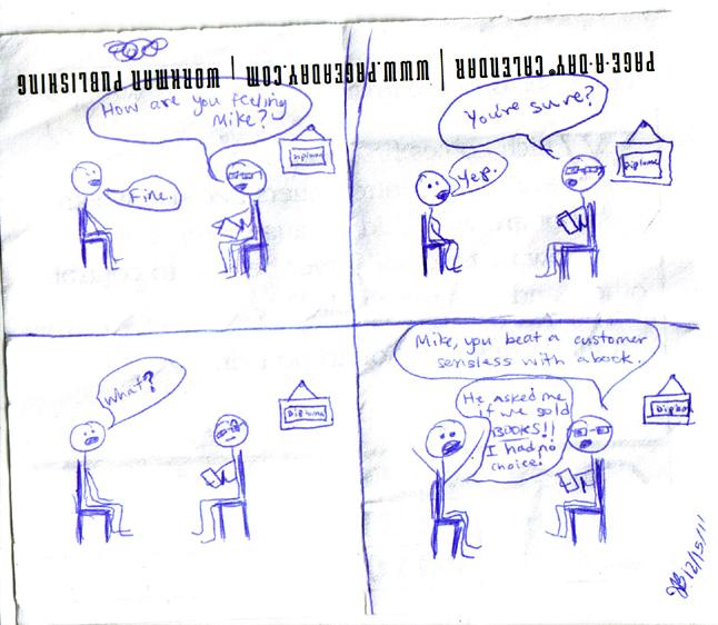 A magical bonus comic!