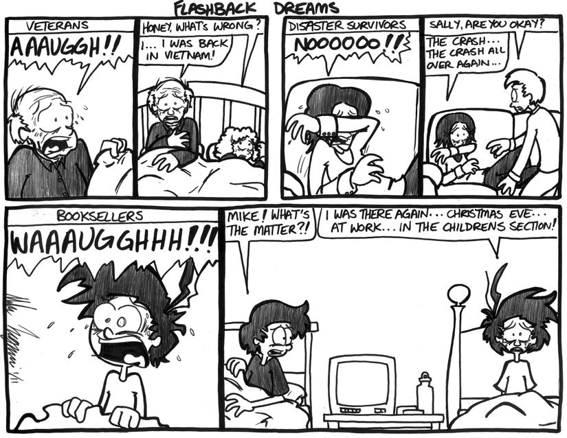Traumatizing Experiences