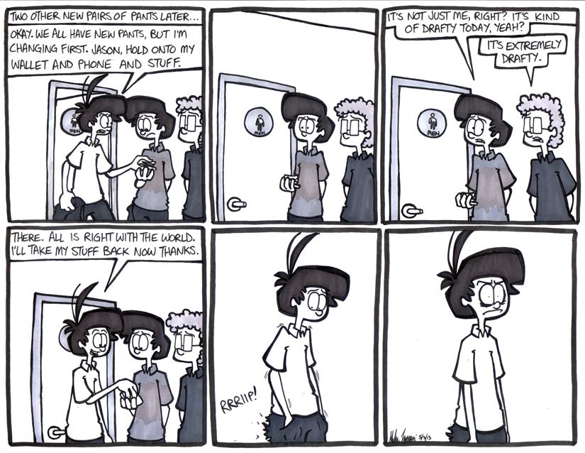 The Pants Saga Part 3