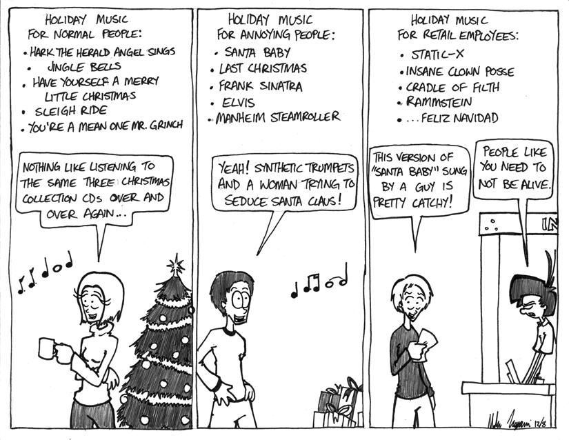 Holiday Playlist